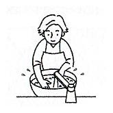 お味噌のつくり方1