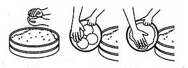 お味噌のつくり方8
