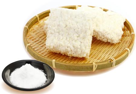 塩麹作りの材料